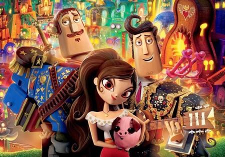 Así es 'El libro de la vida', la película que todo el mundo está comparando con 'Coco'