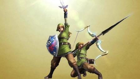 Las armas de Link estarán disponibles en Monster Hunter 4