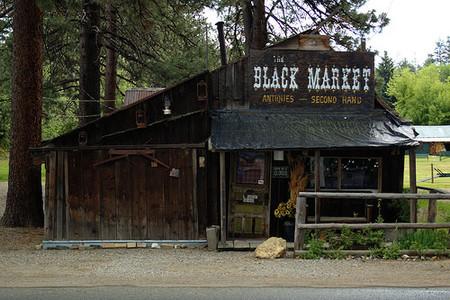 Mercado negro, mercado gris