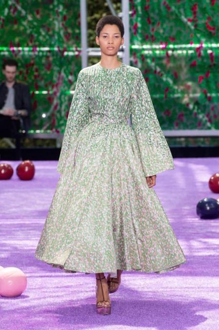 Christian Dior Haute Couture Fall 2015 Pfw7