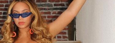 Beyoncé enamora con su minivestido a todo color: tres opciones low-cost para lucir como ella este verano (por menos)