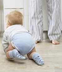 Diarrea crónica inespecífica en los bebés
