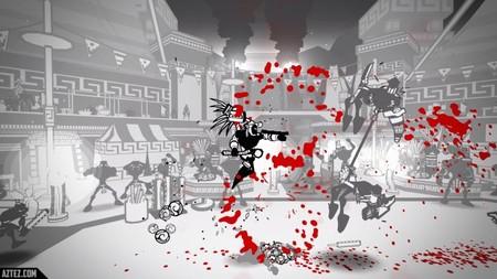 Aztez, un juego de batalla y estrategia inspirado en la cultura Azteca