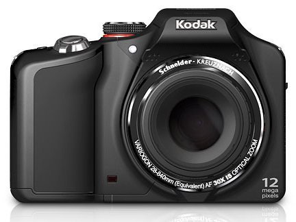 Kodak Easyshare Max promete hacerlo todo bien