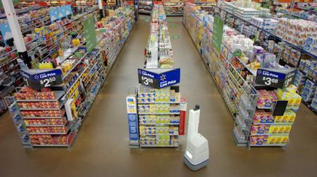 Robot Walmart 1