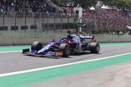 Kvyat Brasil F1 2019