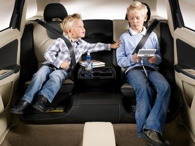 Cómo viajar con niños de la forma más segura