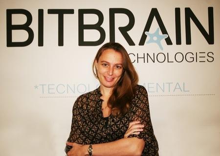 """María de Bitbrain: """"la neurociencia es un ámbito de investigación apasionante y se necesita tecnología para su estudio"""""""