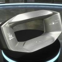 El volante del futuro según Jaguar: sobrevivirá a los coches autónomos y tendrá inteligencia artificial