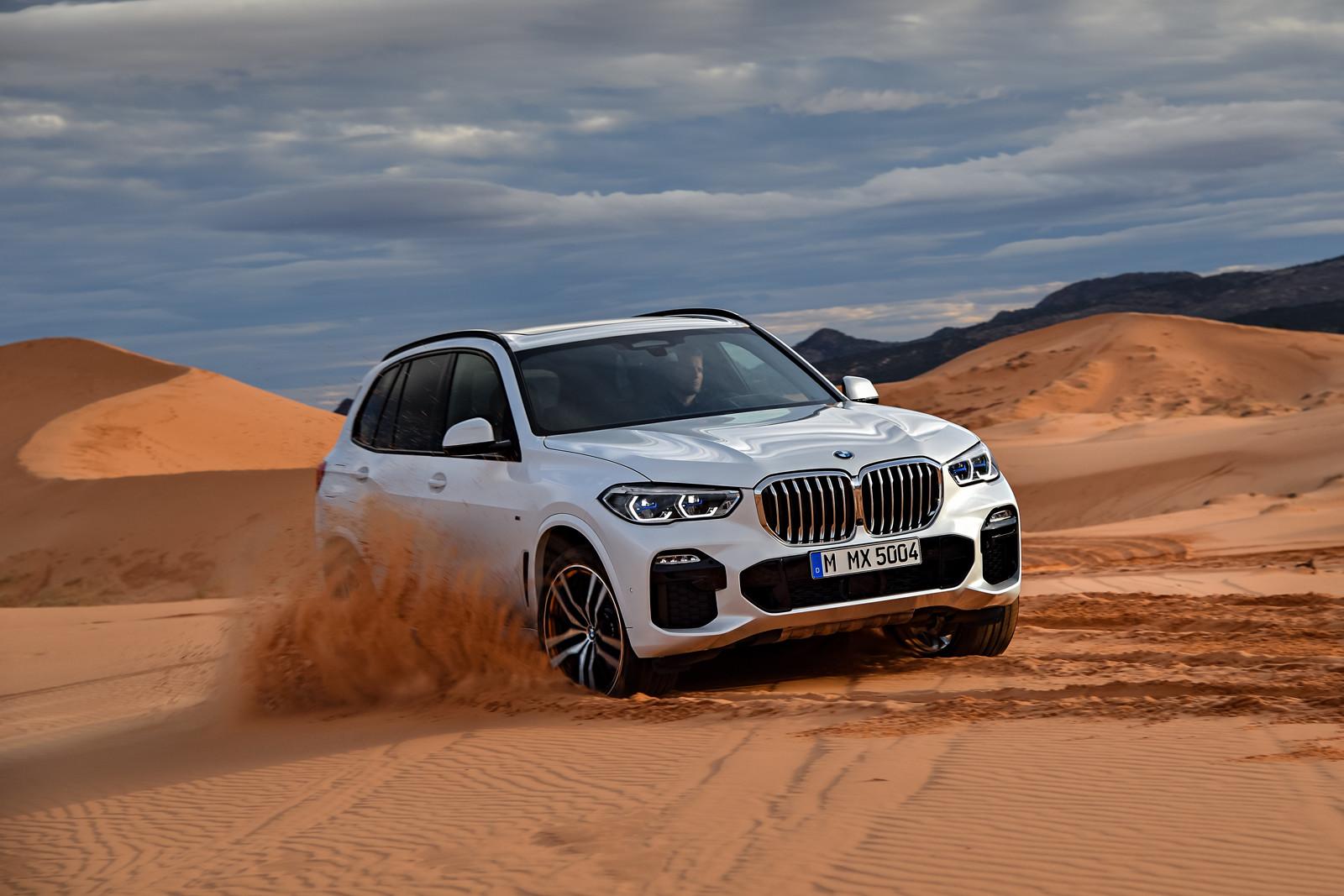 Foto de BMW X5 2018 (4/45)