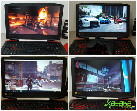 Acer Vx 15 7