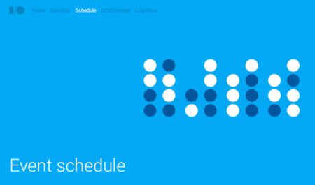 La Google I/O 2014 se avecina, disponible la agenda del evento