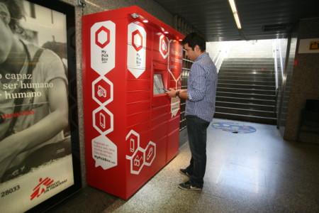 Mypickbox En Metro De Valencia