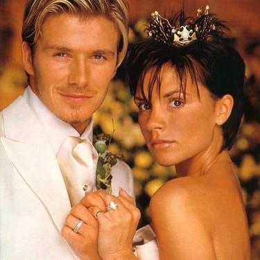 Porque 20 años no son nada, repasamos 20 momentos de alfombra roja de David y Victoria Beckham con motivo de su aniversario de boda