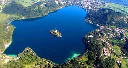 Bled, la isla más romántica de Europa