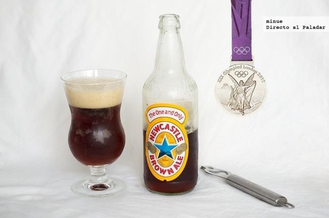 Medalla cerveza