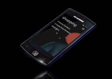 Así es el smartphone más fashionista de Jil Sander