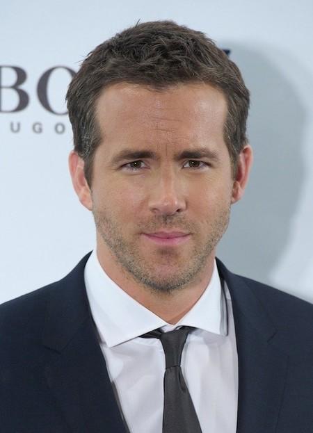 Ryan Reynolds en Madrid y nosotros aquí comiendo pipas ¡Qué injusticia!