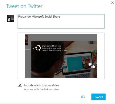Microsoft Social Share