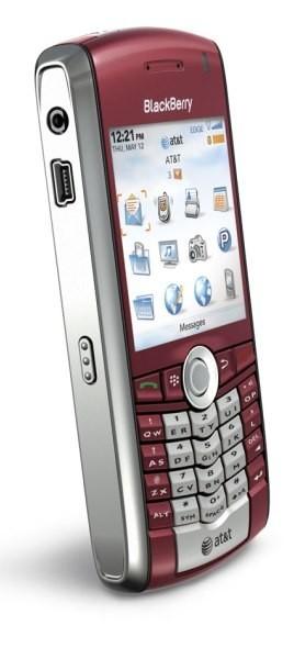 BalckBerry Pearl grana