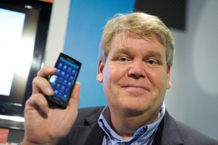 Sony Ericsson: Windows Phone no es tan bueno como Android