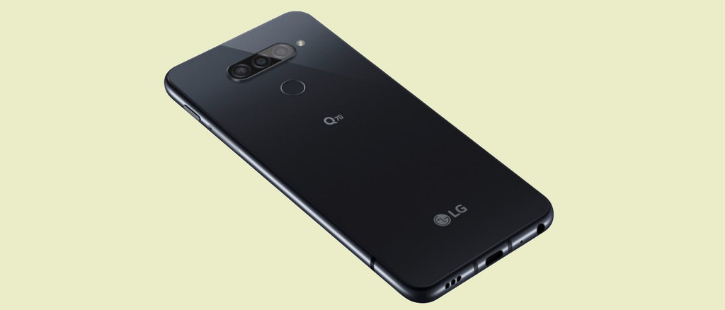 LG Q70: the new mid-range LG improves their triple chamber and increases its power output