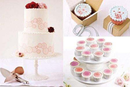 Ticings, decoración para nuestros pasteles