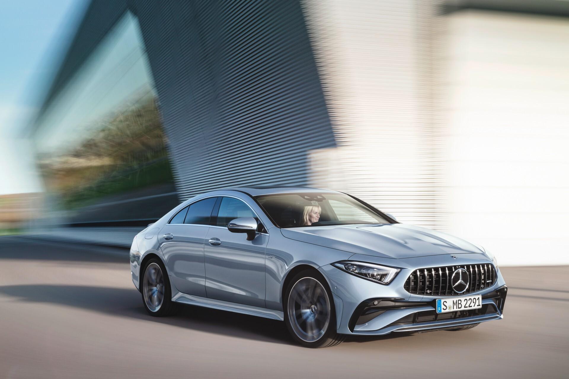Foto de Mercedes-Benz CLS 2022 (39/63)