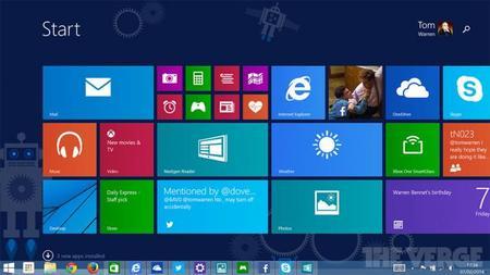 Más filtraciones del Update 1 de Windows 8.1 muestran algunos cambios en la interfaz