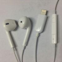 Aparecen nueva imágenes de lo que serían los nuevos EarPods con conexión Lightning