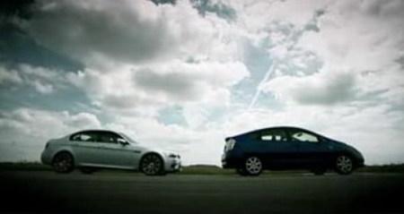Toyota Prius vs BMW M3