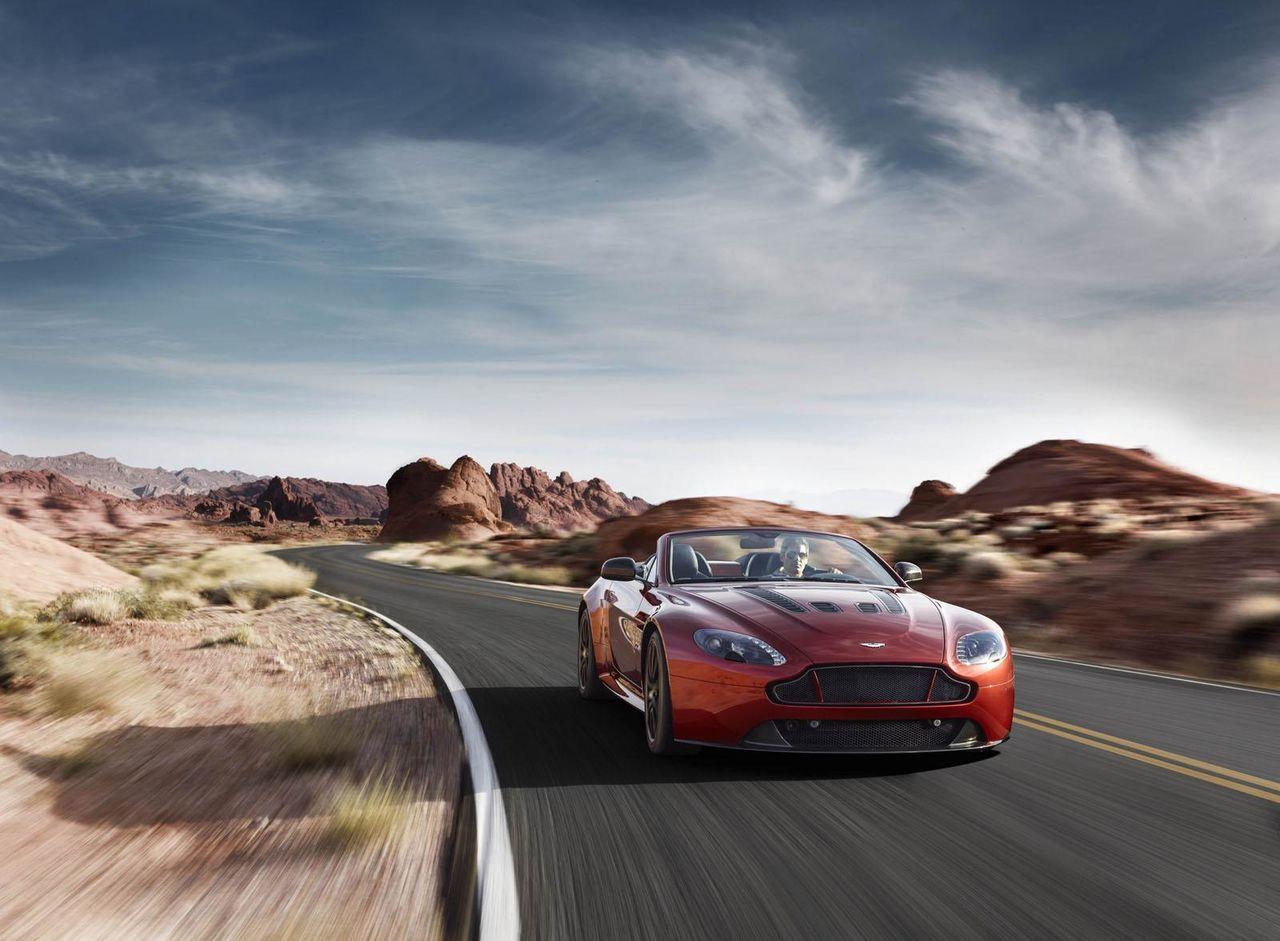 Foto de Aston Martin V12 Vantage S Roadster (10/14)