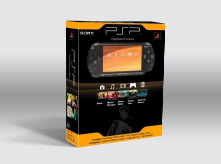 Nueva PSP, así serán los packs