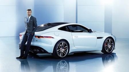 David Beckham se convierte en el nuevo embajador de Jaguar en China