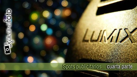 Spots publicitarios de marcas fotográficas... cuarta parte