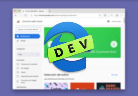 Cómo instalar las extensiones de Chrome en el nuevo Microsoft Edge
