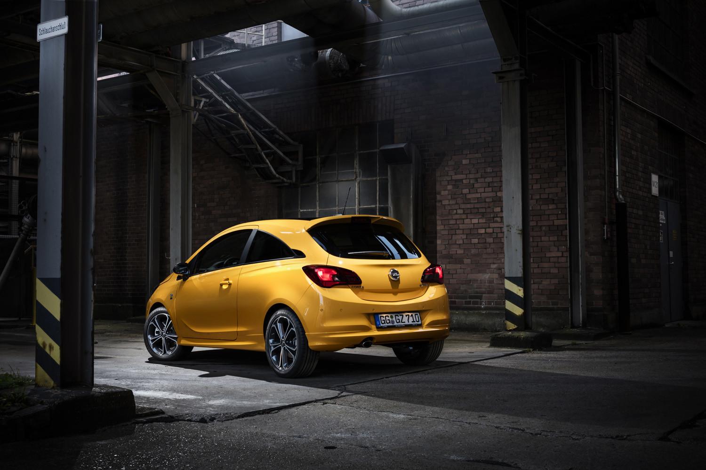 Foto de Opel Corsa (comparativa) (36/47)
