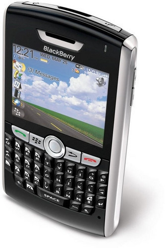 3GSM: Blackberry 8800