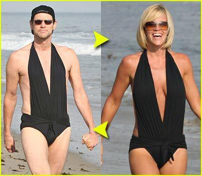 ¿Quién lo lleva mejor?: Jim Carrey o Jenny McCarthy