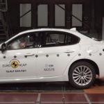 EuroNCAP: lluvia de estrellas para el Alfa Romeo Giulia, SEAT Ateca, Toyota Prius y Volkswagen Tiguan