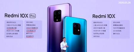 Xiaomi Redmi 10X 5G vs Xiaomi Redmi 10X Pro 5G