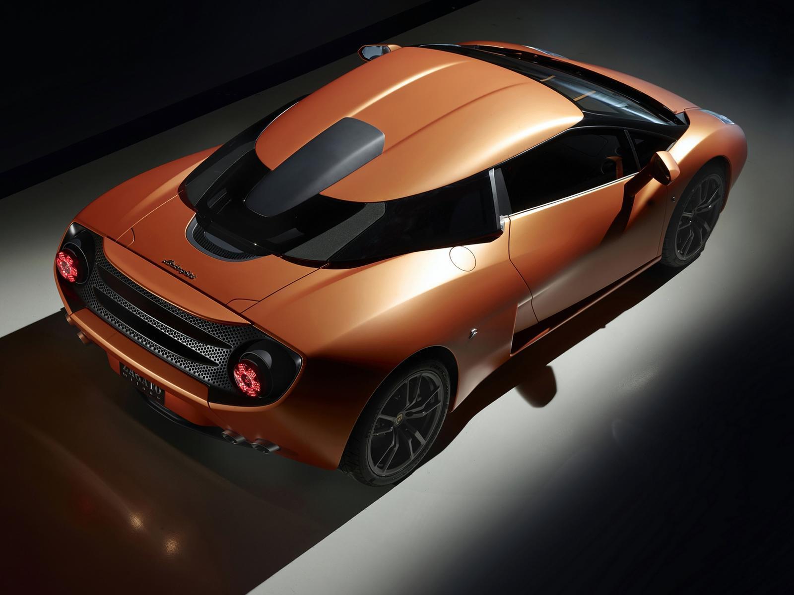 Foto de Lamborghini 5-95 Zagato (2/4)