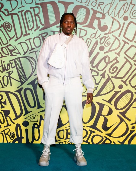 Pusha T Dior Fall 2020 3 12 19
