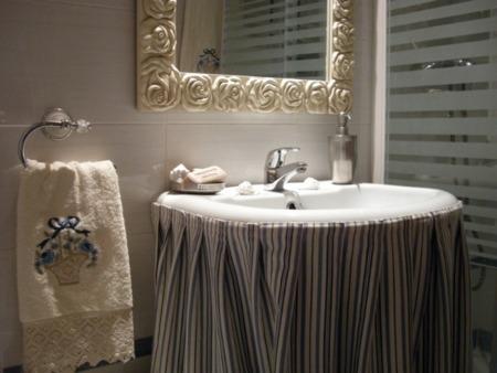 El baño de Lorena