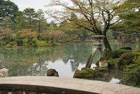 Japón: El Kenroku-en de Kanazawa, uno de los jardines más bellos del mundo