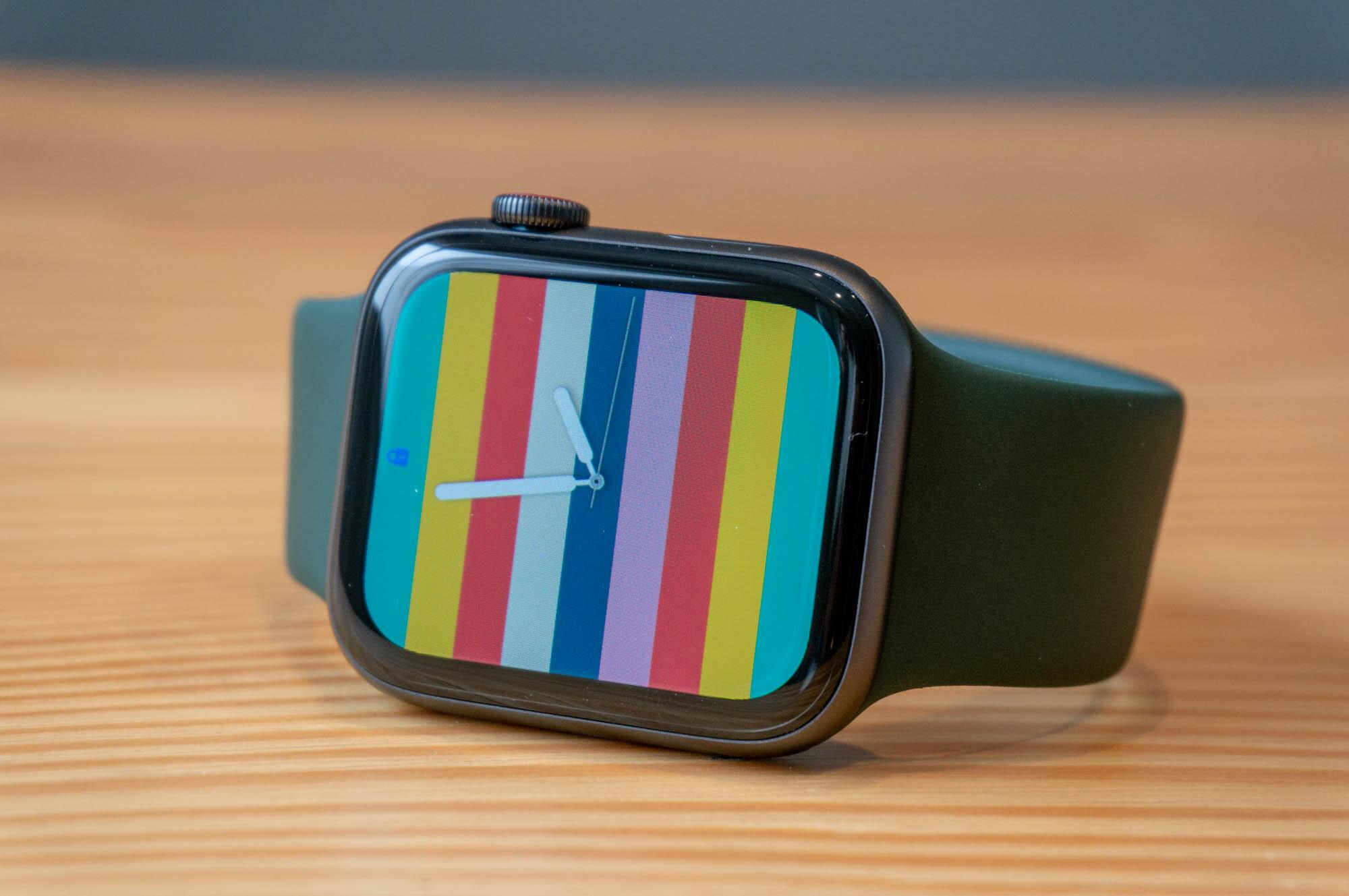 Foto de Apple Watch SE y Solo Loop (20/21)