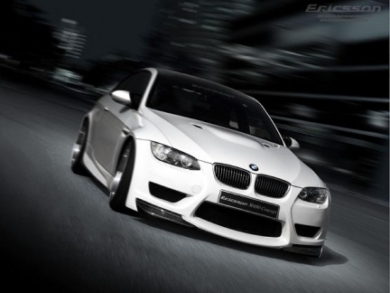 Ericsson BMW M3 M480 Concept