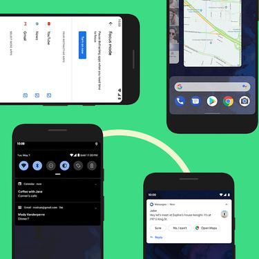 Diez trucos de Android 10