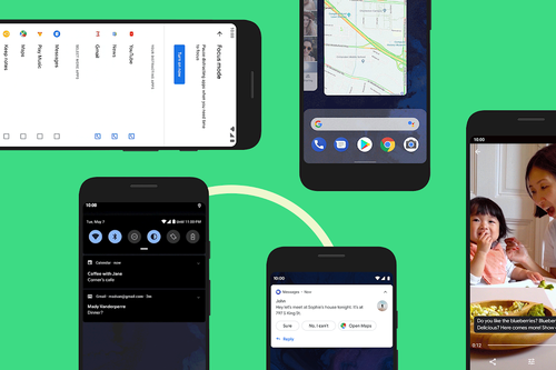 10 trucos de Android 10