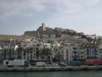 Dalt Vila, el recinto fortificado de Ibiza, patrimonio de la Humanidad